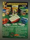 1977 Kmart GAF View-Master Toy Ad - Visions of Joy