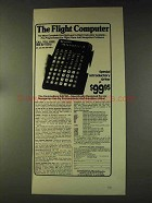 1976 Commodore NAV 60 Calculator Ad - Flight Computer