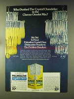 1976 Palmolive Crystal Clear Dishwasher Powder Ad