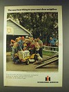 1976 International Harvester Cadet 80 Lawn Tractor Ad