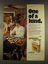 1976 Camel Cigarettes Ad - One of a Kind