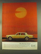1976 Cadillac Seville Ad - The American Answer