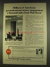1976 IDS Investors Diversified Services Ad - Americans