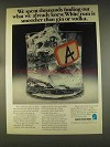 1976 Puerto Rican Rums Ad - What We Already Knew