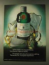 1976 Tanqueray Gin Ad - A Fine Addition