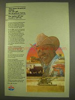 1976 Amoco Oil Ad - Energy For American Farms