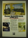 1976 PPG Herculite K and Twindow Glass Ad - Beauty