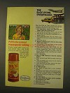 1976 Pam Cooking Spray Ad - Way to Good Cooking