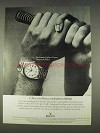 1978 Rolex Day-Date Chronometer Ad - Hubert Green