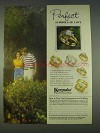 1978 Keepsake Ring Ad - Kara, Poise, Ripose, Nobel