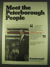 1978 Peterborough Development Corporation Ad - Meet People