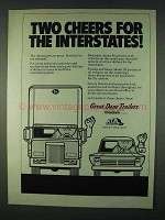 1978 ATA and Great Dane Trailers Ad - Two Cheers