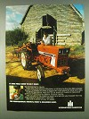 1978 International Harvester 284 Compact Tractor Ad