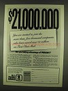1978 U.S. Postal Service Ad - Join Five Thousand