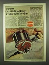 1978 Penn Reels Big Game Senator 11411 Fishing Reel Ad
