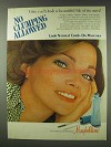 1978 Maybelline Look Natural Comb-on Mascara Ad
