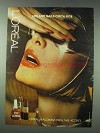1978 L'oreal Lip Accents and Nail Accents Advertisement
