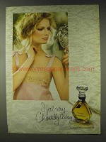 1978 Houbigant Chantilly Perfume Ad - I Feel