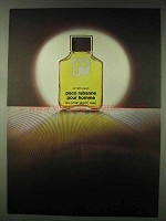 1978 Paco Rabanne Pour Homme After Shave Ad