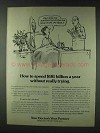 1978 American Medical Association Ad - $181 Billion