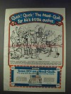 1978 Medi-Quik First-Aid Spray Ad - For Little Ouches