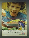 1978 Kraft Macaroni & Cheese Dinner Ad - When You Fix