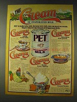 1978 PET Evaporated Milk Ad - Cole Slaw