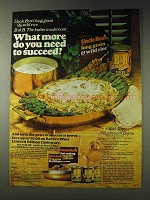 1978 Uncle Ben's Long Grain & Wild Rice Ad - Mushroom