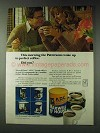 1978 Maxwell House A.D.C. Coffee Ad - Pattersons