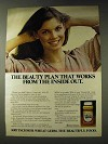 1978 Kretschmer Wheat Germ Ad - The Beauty Plan