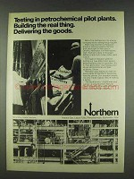 1978 Northern Natural Gas Ad - Petrochemical Plants