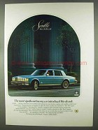 1979 Cadillac Seville Ad - Most Significant Luxury Car