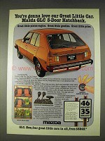 1978 Mazda GLC 5-Door Hatchback Ad - You're Gonna Love