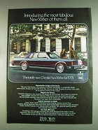 1979 Chrysler New Yorker Ad - Most Fabulous