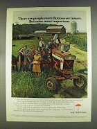 1978 The Travelers Insurance Ad - People More Famous