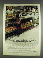 1978 The Travelers Insurance Ad - Bigger Businesses