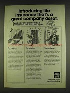 1978 New York Life Insurance Ad - Great Company Asset