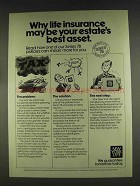 1978 New York Life Insurance Ad - Estate's Best Asset