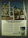 1978 Puerto Rican Rums Ad - Dick Cavett Introduced Me
