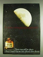 1978 Grand Marnier Liqueur Ad - May Still be Places