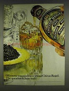 1978 Chivas Regal Scotch Ad - You Can Live Without