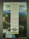 1978 Caterpillar Tractor Co. Ad - Wilderness Lands