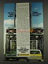 1978 Caterpillar Tractor Co. Ad - Need Better Bridges