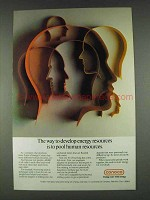 1978 Conoco Oil Ad - Pool Human Resources