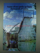 1978 Georgia Tourism Ad - Six Flags Over Georgia