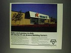 1978 Armco Building System Ad - Sales and Service