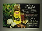 1978 Betty Crocker Bac-Os Ad - Make a Better Salad