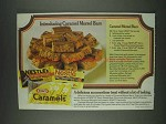 1978 Kraft Caramels, Nestle Chocolate Morsels Ad