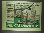 1978 Sukup Grain Handlers Ad - Efficient Drying System