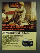1978 Arthritis Strength Bufferin Ad - Arthritics Reduce